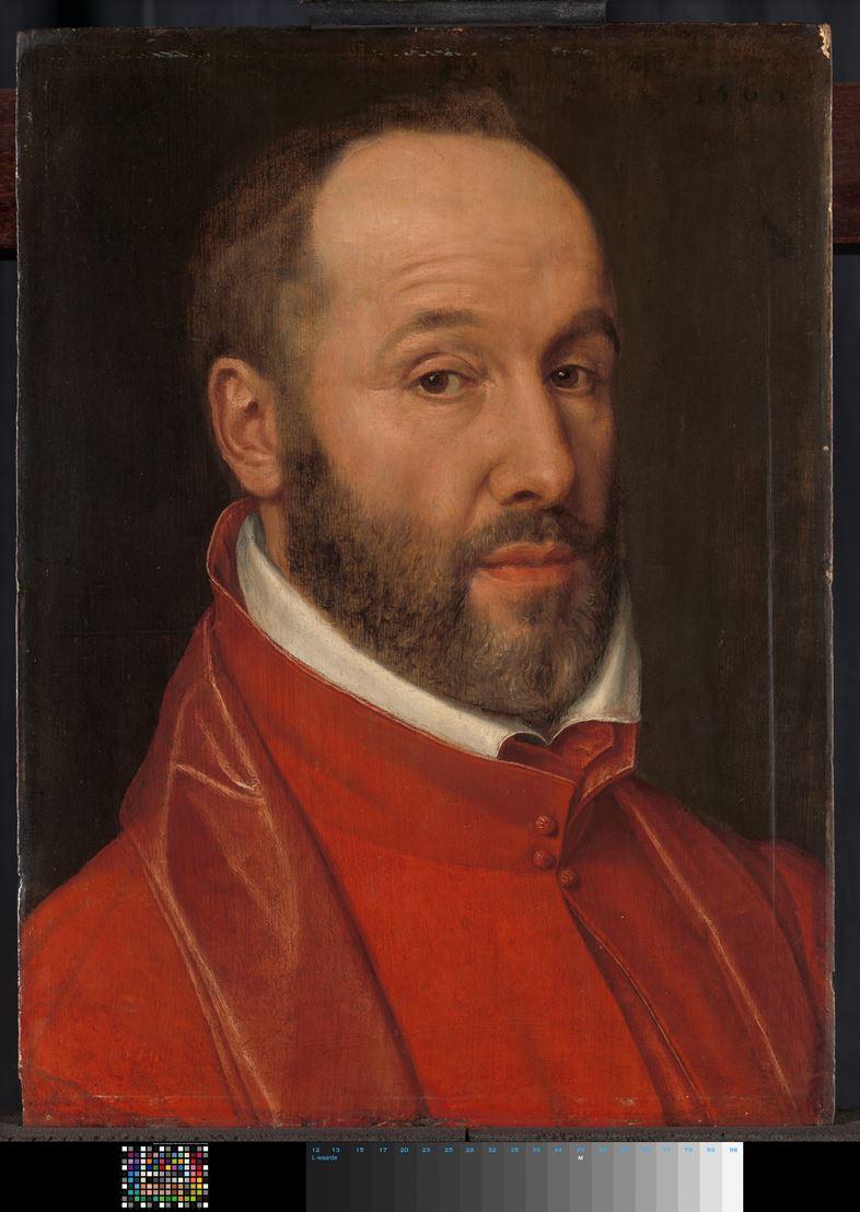 Portrait du cardinal © Rijksmuseum