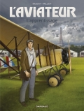 L'aviateur, 2 L'apprentissage
