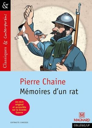 memoires d un rat fiche de lecture