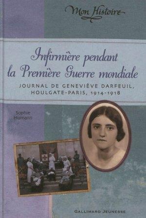 Infirmière pendant la Première Guerre mondiale, Sophie Humann