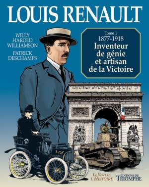Louis Renault, tome 1